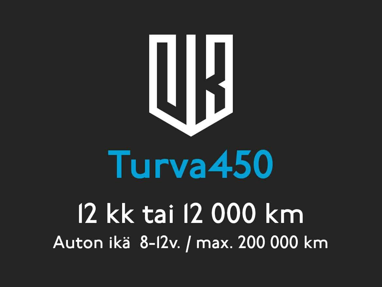 Vaihtokaara Turva 450