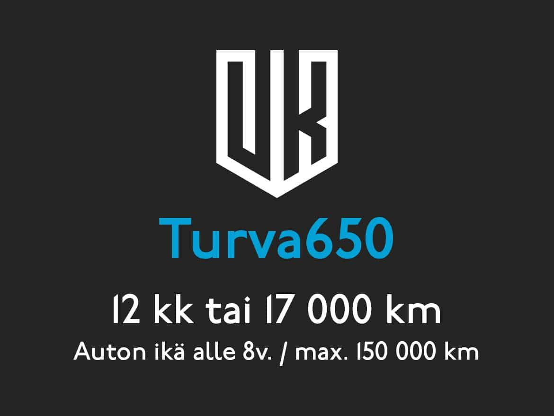 Vaihtokaara Turva 650